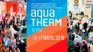 Aqua Term 2019 Fuar'ına Katılıyoruz.